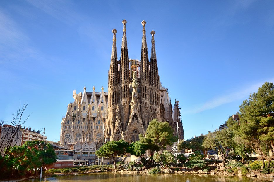 80 Of Tourists Dont Go Inside La Sagrada Familia