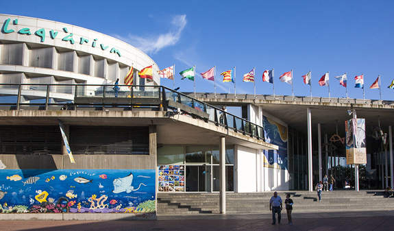 L 39 aqu rium de barcelona ticket online events and guide for Aquarium de barcelona