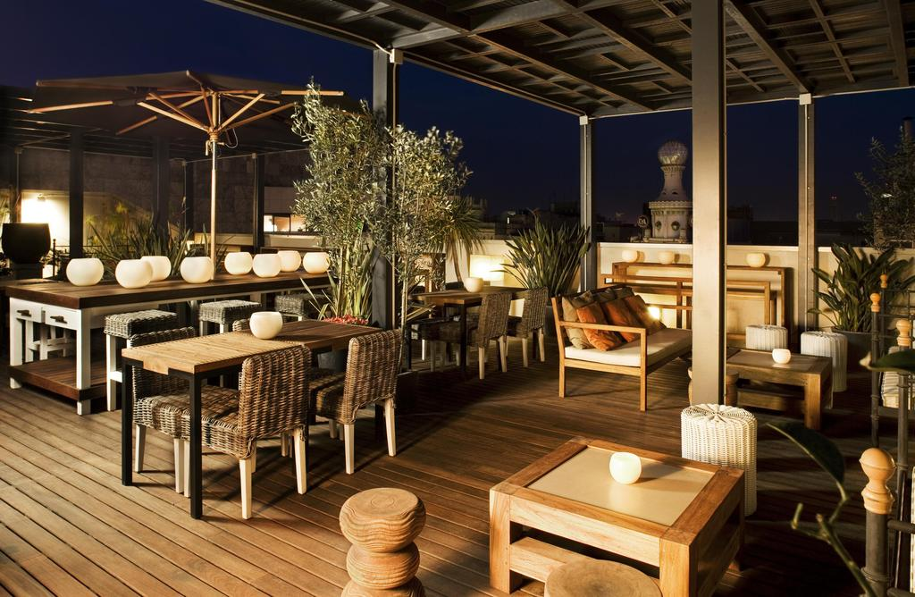 Hotel Pulitzer Events And Guide Barcelona