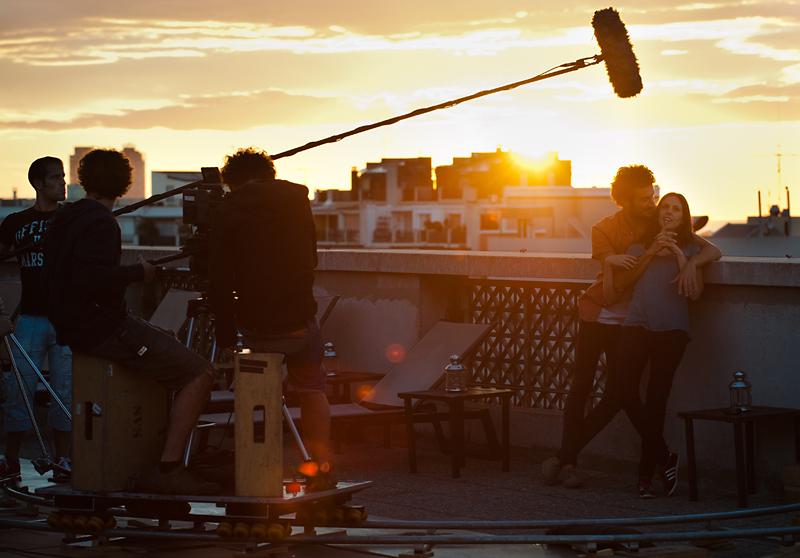 """Barcelona nit d'estiu"", production"