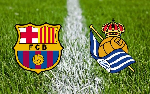 la liga 2017 fc barcelona vs real sociedad events and
