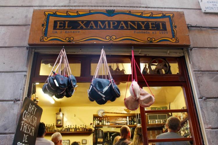 El Xampanyet Tapas bar | Events and guide | Barcelona-Home
