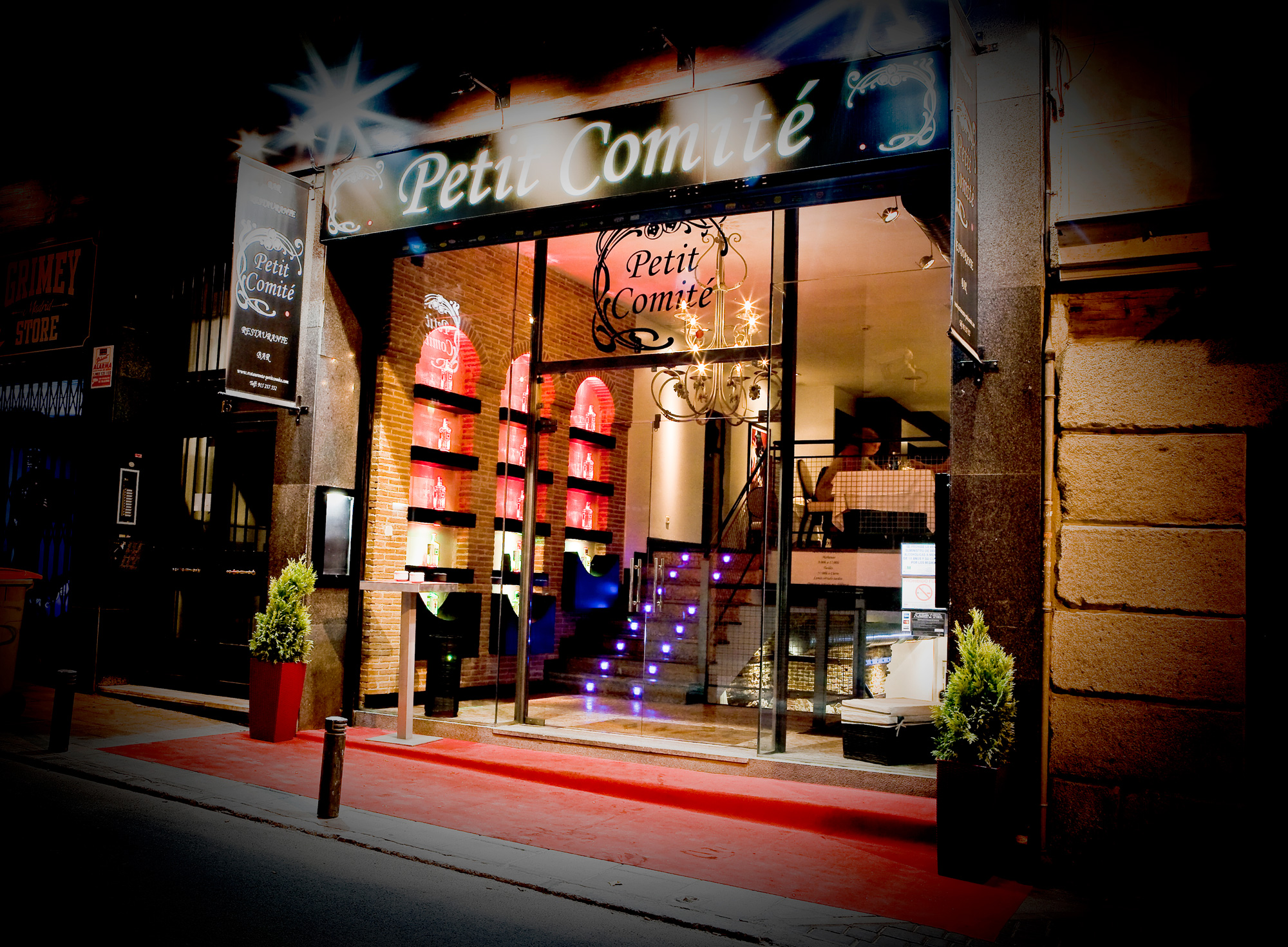 Petit comit restaurant events and guide barcelona home for Petit restaurant