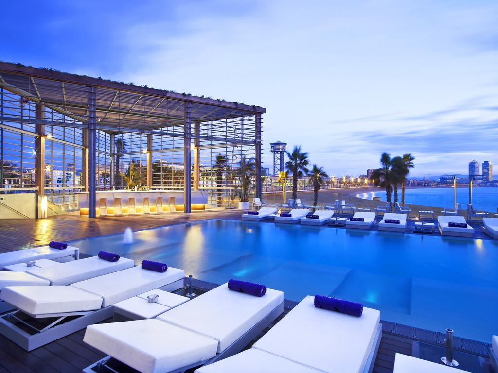 W Barcelona Events And Guide Barcelona