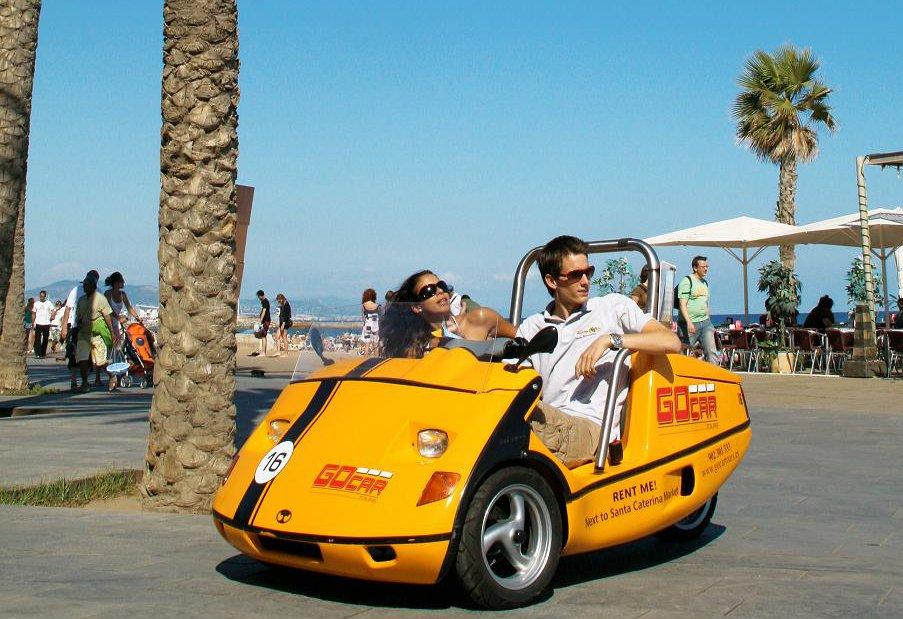GoCar Tours Barcelona | GetYourGuide