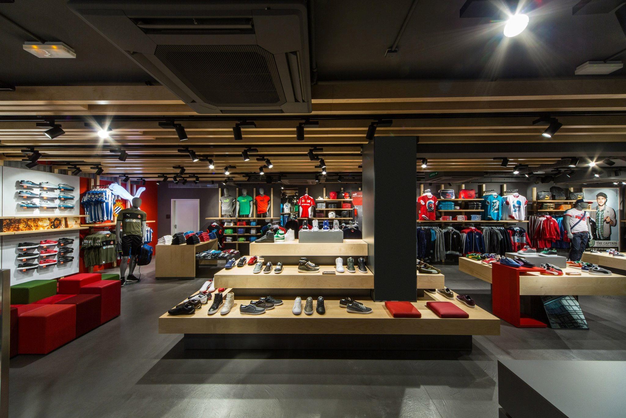 nouveau concept 18718 ed15a Puma Shop in Barcelona - Events and Guide - Barcelona Home