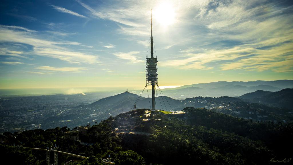 DISCOVER BARCELONA – COLLSEROLA TOWER