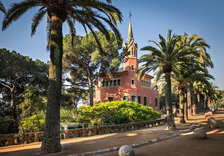 Casa Museo Gaudi.Gaudi House Museum Casa Museu Gaudi Events And Guide Barcelona