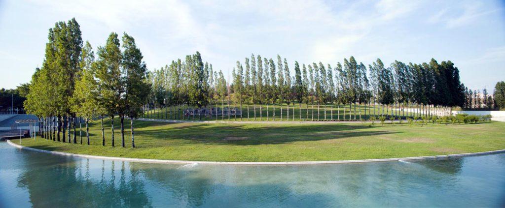 park de la trinitat