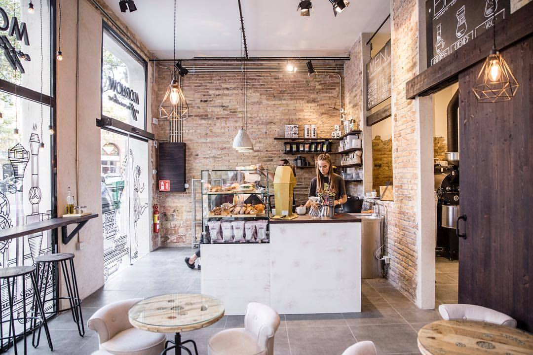 Morrow Coffee Barcelona