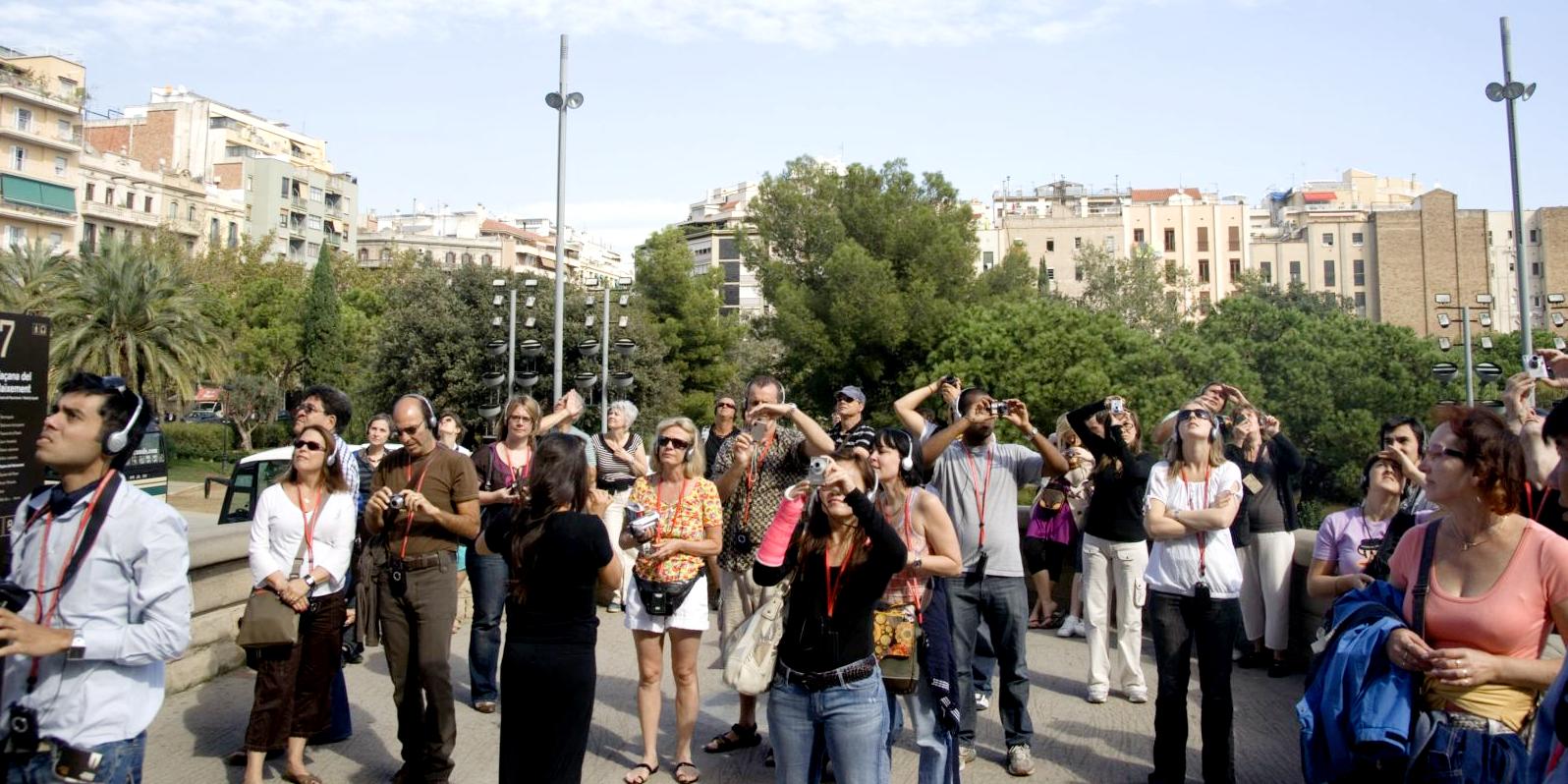 tourism barcelona