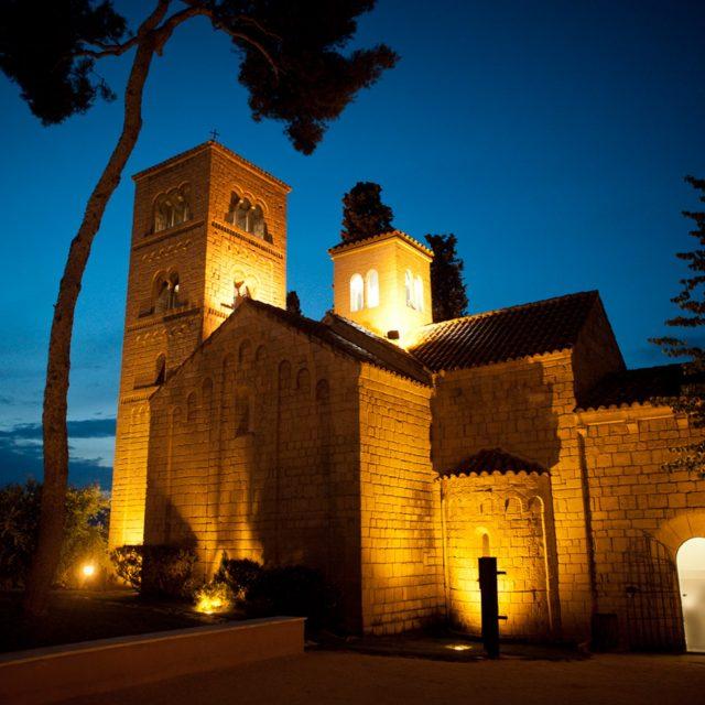 Poble Espanyol by Night