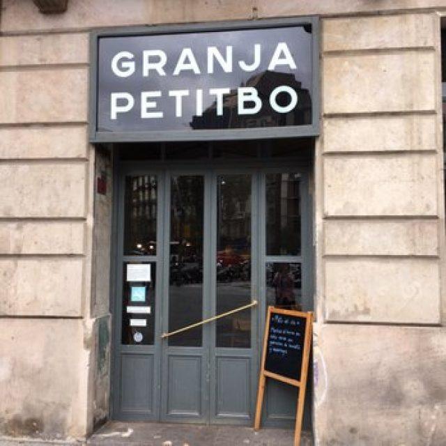 Granja Petitbo, Eixample