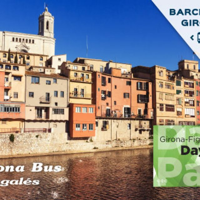 Unlimited travel card in Girona