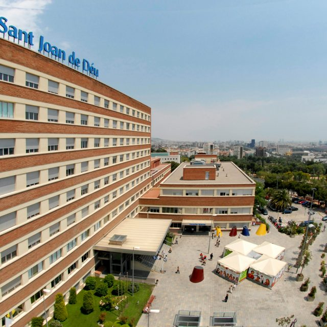 Hospital de Sant Joan de Deu