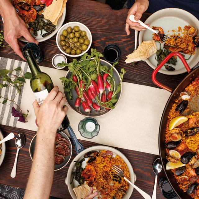 Mediterranean diet: myth, healthy, or just a marketing product?