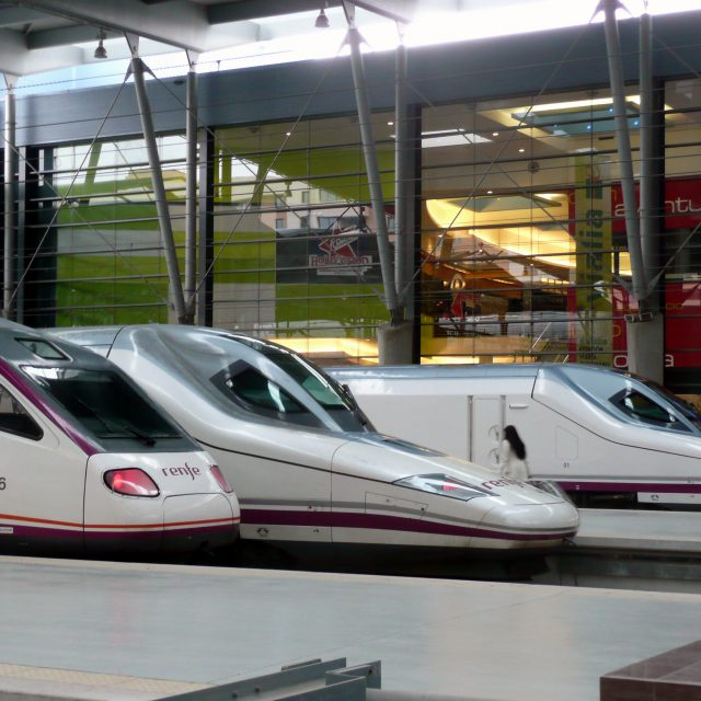 Adif and Renfe will joining one single union to compete in Europe