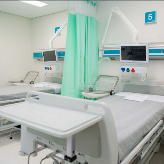 Possibility of opening more hospital beds