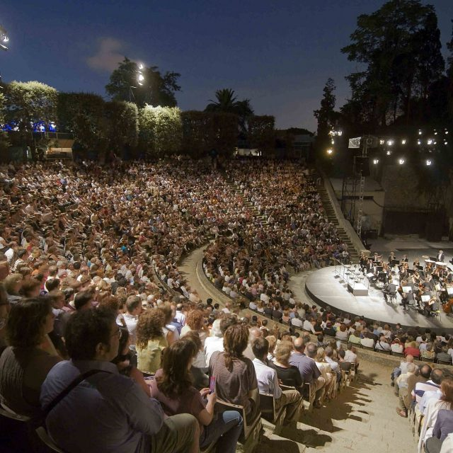 The Greek Amphitheatre will expand in August thanks to tourist taxes