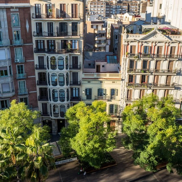 Increase in Property taxes for touristic accommodation in Barcelona