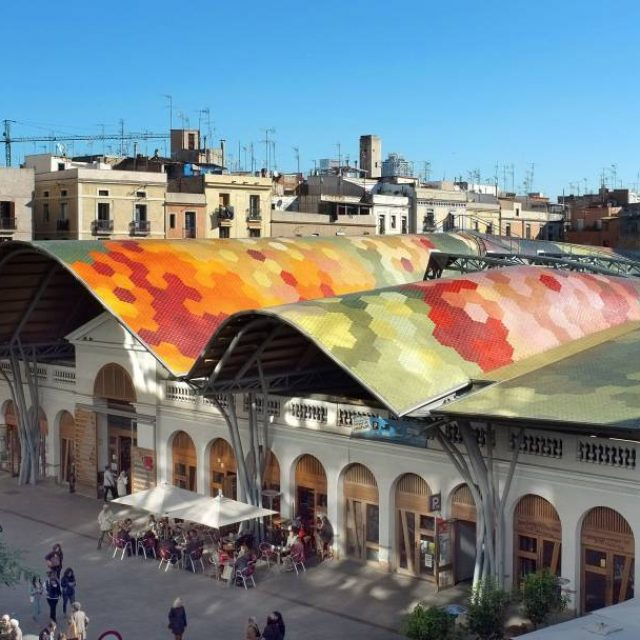 Barcelona bets on greener markets