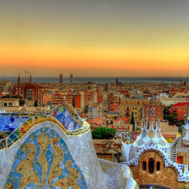 A gap in the schedule makes it possible to visit the Park Güell for free