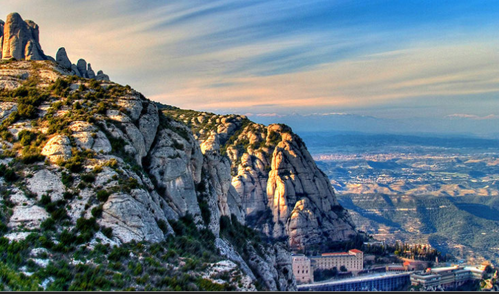 Montserrat & The Mountains Supercar Tour - From 395€