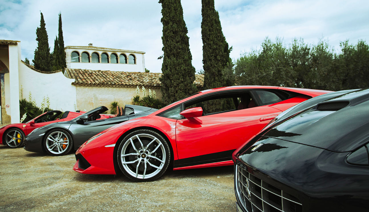Penedès & The Vineyards Supercar tour - From 495€