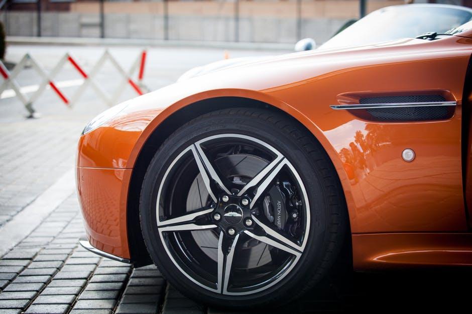 Drive an Aston Martin on the racetrack