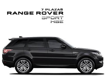 Range Rover Sport 7 places