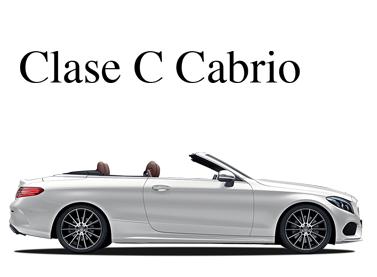 Mercedes C220 Cabrio