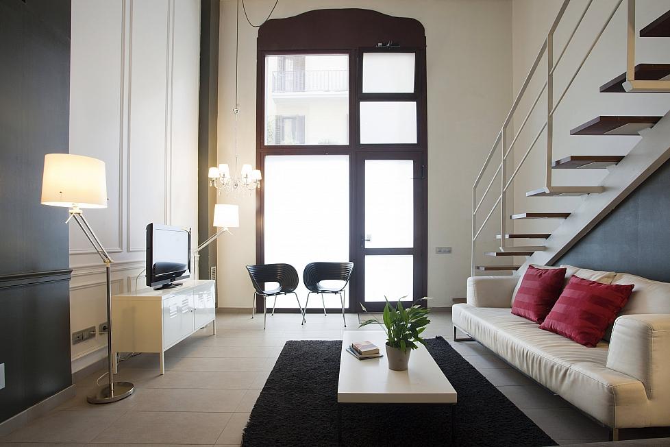Alquiler pisos d plex en barcelona barcelona home - Duplex barcelona alquiler ...