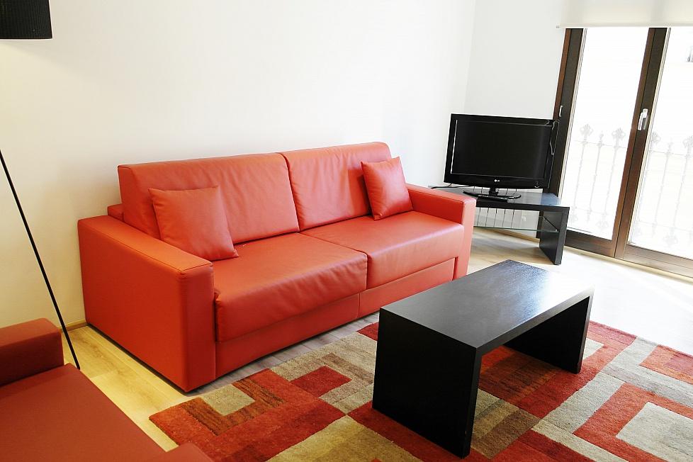 Moderne Ein Zimmer Wohnung In Der N 228 He Von La Rambla