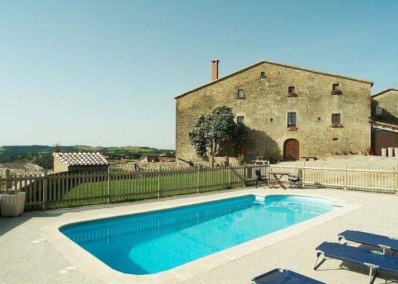 Ferme se oral avec piscine et six chambres lleida for Piscines lleida
