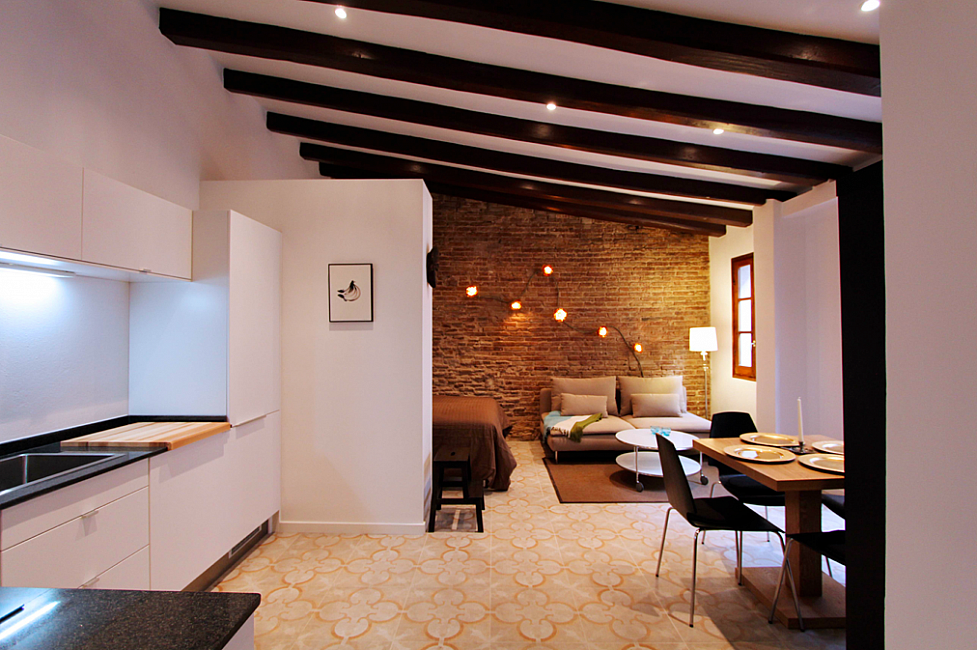 Monthly Car Rentals >> Luxurious design studio next to the Picasso Museum, Barcelona | Barcelona-Home